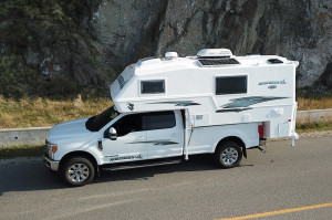 Image of Northern Lite 10-2 on the road