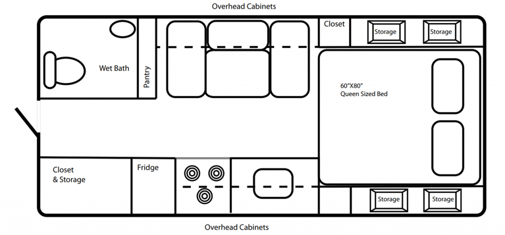 Image of Northern Lite 10-2 EXCD SE Floorplan