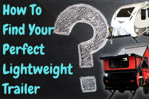 Find Your Perfect Lightweight Trailer