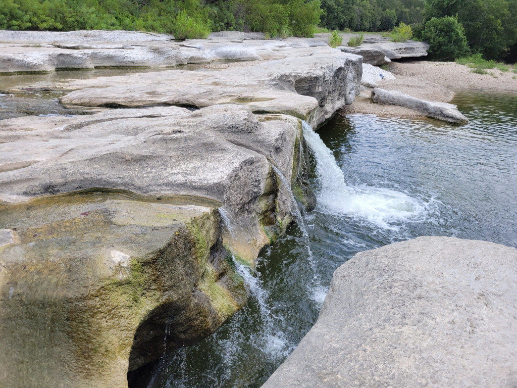 McKinney Falls State Park Lower Falls