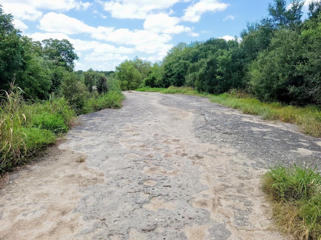 El Camino Real at McKinney Falls State Park